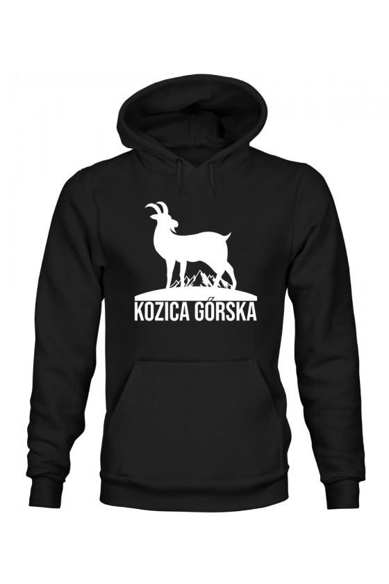 Bluza Damska z Kapturem Kozica Górska
