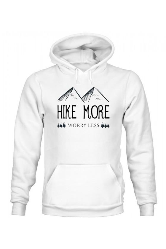 Bluza Damska z Kapturem Hike More, Worry Less