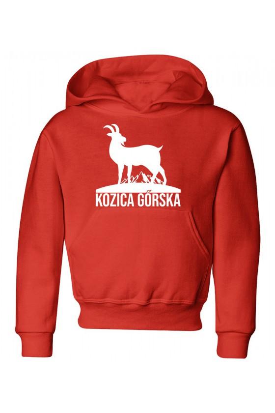 Bluza Dziecięca z Kapturem Kozica Górska