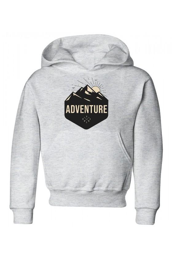 Bluza Dziecięca z Kapturem Adventure