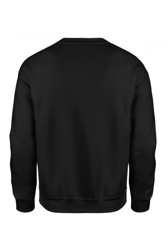 Bluza Męska Klasyczna Zmuszony Do Pracy, Stworzony Do Wędrowania
