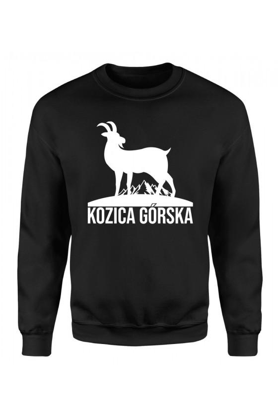 Bluza Damska Klasyczna Kozica Górska