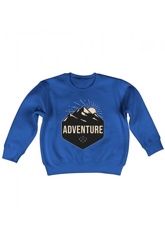 Bluza Dziecięca Klasyczna Adventure