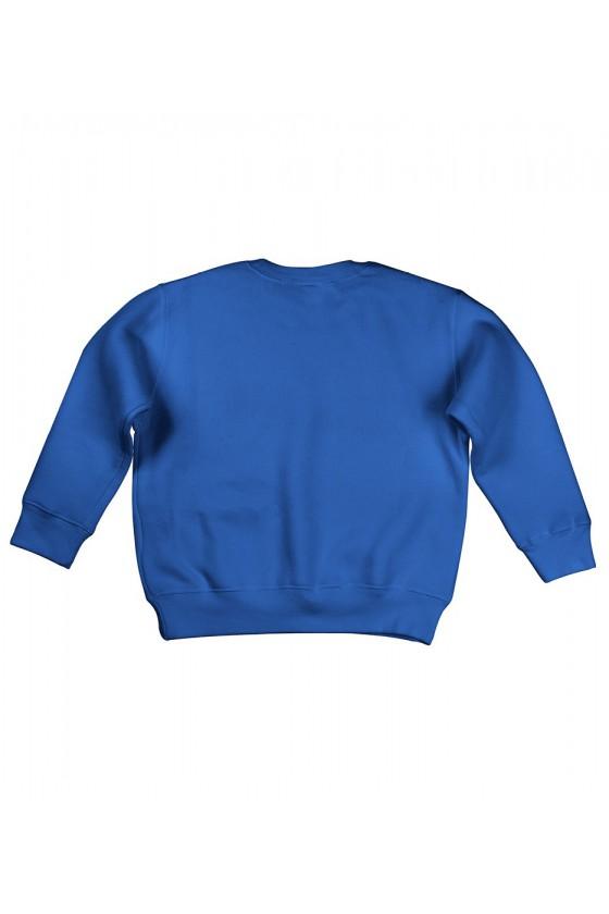 Bluza Dziecięca Klasyczna Nie Potrzebuję Terapii, Po Prostu Muszę Jechać Do Holandii