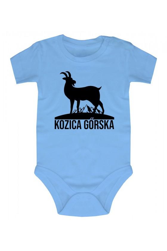 Body Kozica Górska