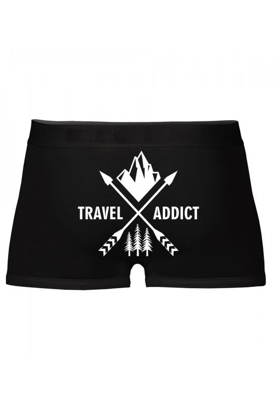 Bokserki Travel Addict
