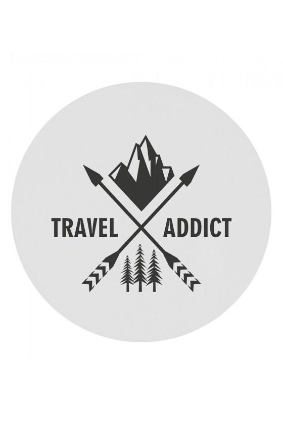 Magnes Koło Travel Addict