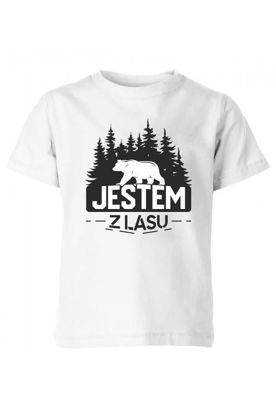 Koszulka Dziecięca Jestem Z Lasu