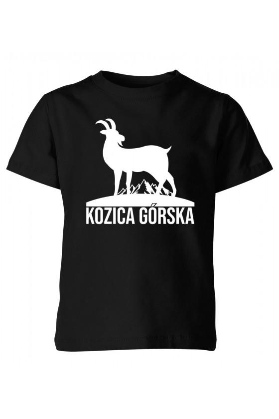 Koszulka Dziecięca Kozica Górska